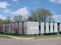 HMS Inc. company headquarters in Kalamazoo, Michigan